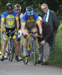 Clive Collins TT