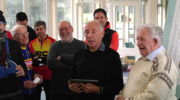 North Road Hard Riders  - Phil Liggett - 28022016