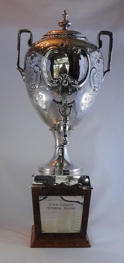 13. Dave Gudgin Memorial Trophy